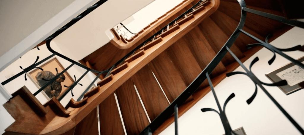 Treppenhaus der WHK Kanzlei